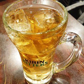 緑茶(中国料理 金春新館 (コンパルシンカン))