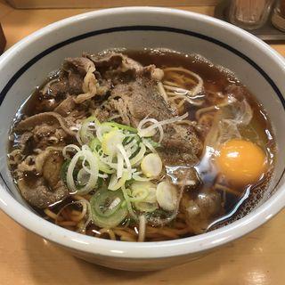 肉(吉そば 神田店 )