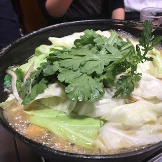 ちゃんこ鍋(割烹ちゃんこ 大内 (おおうち))