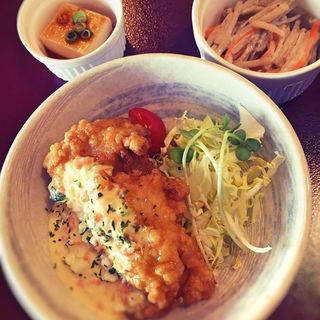 Cランチセット(宮崎辛麺屋 辛福)