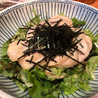 サラダ(ちゃりき)
