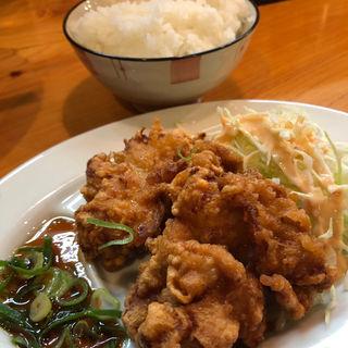Cセット(らーめん 麺虎 )