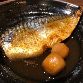 さばの煮付け定食(菊正宗おみき茶屋 )
