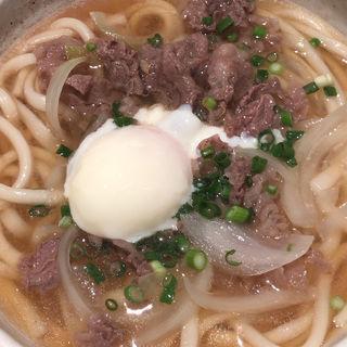 讃岐オリーブ牛うどん(小豆島 大儀 銀座店)
