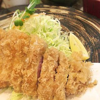 特ロースかつ定食(とん太 (とんた))
