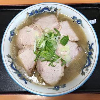 野菜チャーシューメン(塩)
