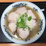野菜チャーシューメン(塩)(らーめんや 天金 四条店)