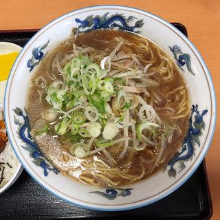 野菜ラーメン(正油)