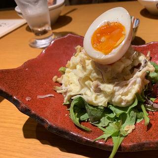 ポテトサラダ(おかか 新宿)