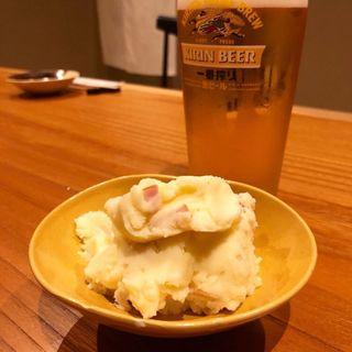 ポテサラ(お酒と食事うり)