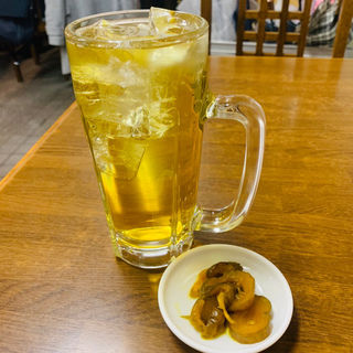 酎ハイ(亀田 もつやき店 (かめだもつやきてん))