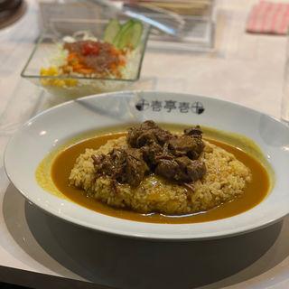 トンカツカレー(十壱亭 )