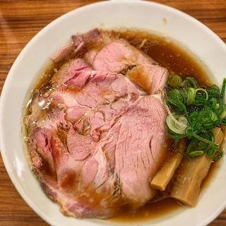 鶏そば(中華そば ココカラサキゑ)
