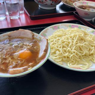たまごチャーシューつけ麺(丸長 つくば店)