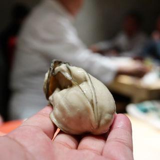 牡蠣(初音鮨 (はつねすし))