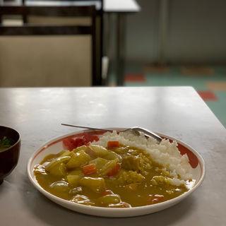 カレーライス(菊栄食堂 (きくえいしょくどう))