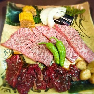 焼き肉(串宝)