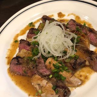 フォアグラステーキ(旬味旬菜 大和)