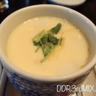 天鯛の茶碗蒸し(長生庵)