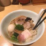 醤油そば(饗 くろ喜 (もてなし くろき/饗 くろ㐂))