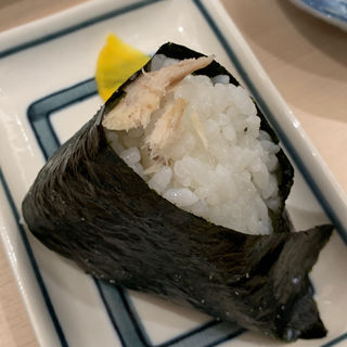おむすび 鯖の柚子照焼