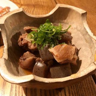 牛すじ煮込み(炭火ぶた串焼 風味堂 (ふうみどう))