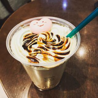 マカロンピスタチオモカ(タリーズ コーヒー 綾瀬駅前店 (TULLY'S COFFEE))
