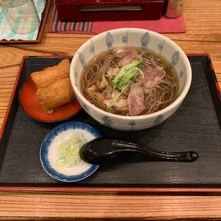 冷肉そば(寿屋 寿庵 (じゅあん))