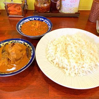 シタールランチセット(印度料理シタール )