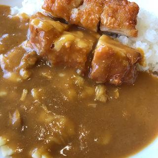 チーズカレー パリパリチキントッピング(CoCo壱番屋 金沢有松店 (ココイチバンヤ))