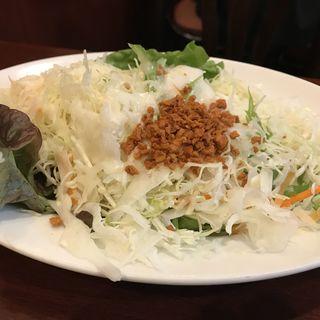 ランチサラダ(ザ・ローズ&クラウン 神田店 (VICTORIAN PUB THE ROSE & CROWN))