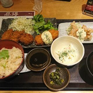 鯛めし食べ放題付きランチ(咲くら 大宮店)