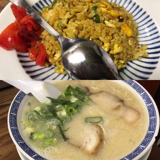日替りミニ丼(ドライカレー)(百千萬 )