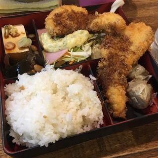 スペシャル弁当(みそかつの店けんと )