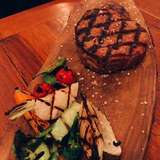 熟成プライムフィレ  Aging Fillet steak(PinkCamila (ピンクカミラ))