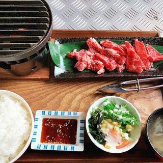 牛さがり定食(生成 (キナリ))