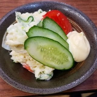 ポテトサラダ(三福 (やきとん三福))