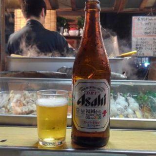 瓶ビール(ともちゃん)