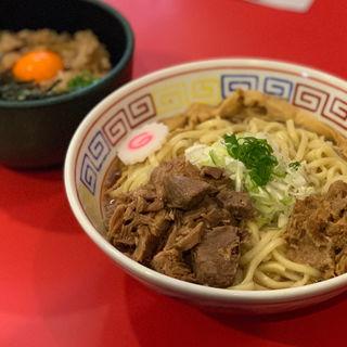 黒豚旨みそば(カドヤ食堂 本店 (かどやしょくどう))