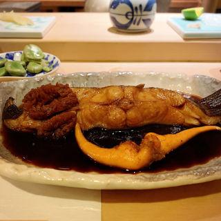 カレイの煮付け(寿司芳 (すしよし))