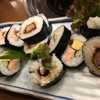 太巻き(魚菜食 しゃもじや (ぎょさいしょく しゃもじや))
