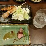はしご酒セット(炭火・串焼きボンちゃん)