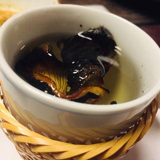 ひれ酒(喜楽庵 (きらくあん))