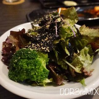 チョレギサラダ(炉端屋燗すけ (ロバタヤカンスケ))
