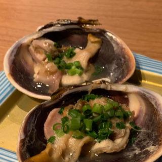 大あさり浜焼き(魚貝ハイボール酒場)