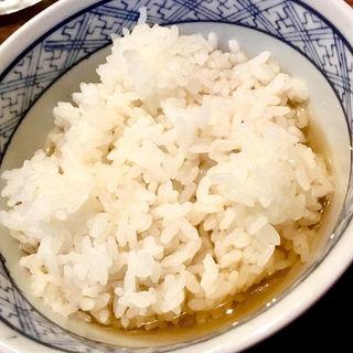 おでんの汁かけご飯(あいちゃん)