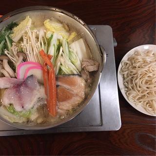 うどんすき鍋(森瀧 (もりたき))