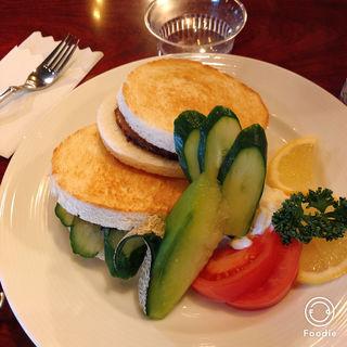 ローストポークサンドイッチ(珈琲館 くすの樹 (コーヒーカン クスノキ))