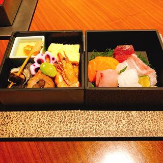 お弁当(日本料理 「十二颯」 ヒルトン東京 )