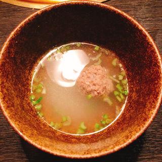 つみれスープ(焼肉うしごろ 銀座店 )